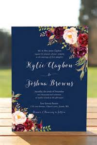 best wedding invitations 25 best ideas about floral wedding invitations on wedding invitations wedding