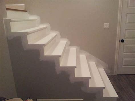peinture pour l escalier du sous sol