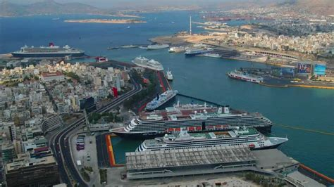 Port of Piraeus - YouTube