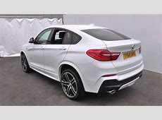 BMW X4 xDrive20d M Sport 5dr Step Auto U14101 YouTube