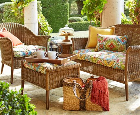Pier One Outdoor Cushions  Homes Furniture Ideas