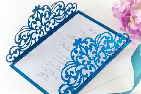 Gate Fold Wedding Invitation 5x7 Svg Cricut Template
