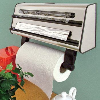 wall mount kitchen roll organizer top 10 kitchen roll cling tin foil dispensers 8874