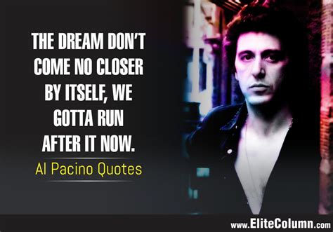 Al Pacino Quotes Bike