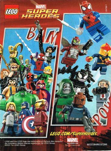 lego marvel super heroes   shot  comics