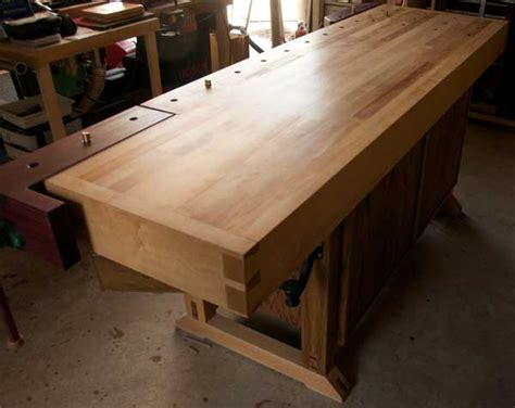 antique wooden jewelry box   japan oak workbench