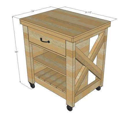 kitchen island cart plans kitchen island cart plans free woodworking projects plans