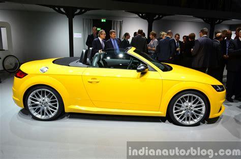 Audi Roadster Paris Live
