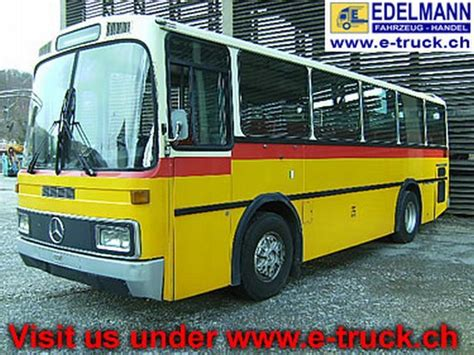 mercedes o303 from switzerland for sale at truck1 id 688394