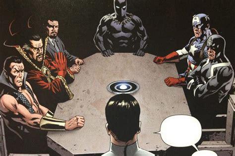 gli illuminati marvel new 2 comicsthegathering