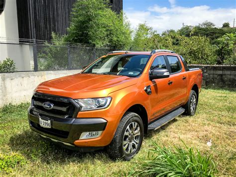 2016 ford ranger wildtrak 3 2l 4x4 c magazine