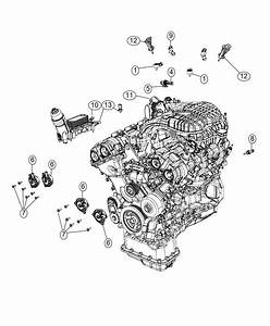 2015 Sensor  Fluid Temperature  Head  Cylinder  Engine
