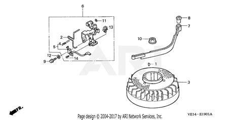 Honda Hrbk Sda Lawn Mower Usa Vin Mzba