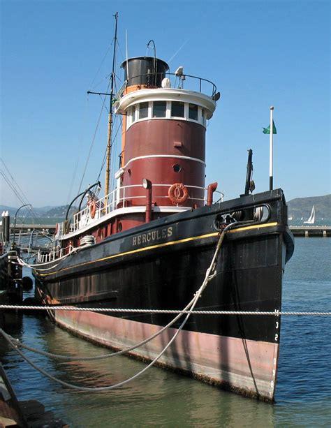 Tugboat Training by File Hercules Steam Tug San Francisco Jpg Wikimedia