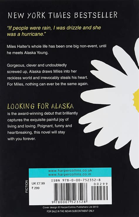 summary looking for alaska