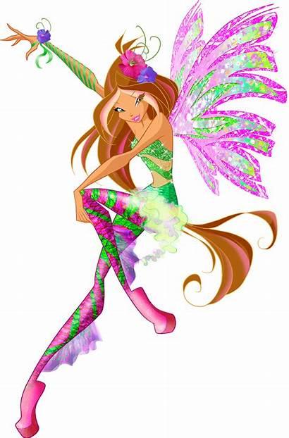 Winx Flora Sirenix Club Pose4 Fairies винкс
