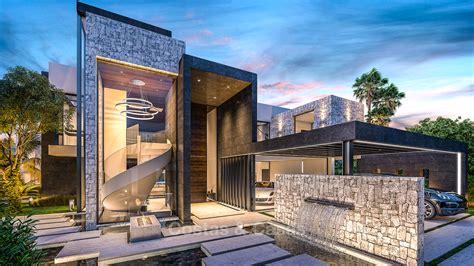 villa de luxe moderne situe sur  golf avec vues