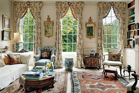 English Country Living Room : How To Recreate An English Country Living Room In 1