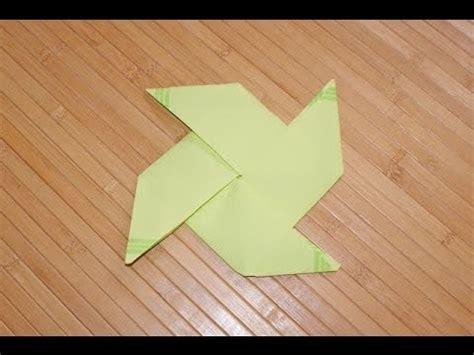 pliage papier facile pliages de serviettes en papier en forme de moulin 224 vent