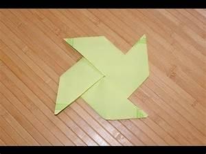 Pliage De Serviette En Papier Facile Youtube : pliages de serviettes en papier en forme de moulin vent ~ Melissatoandfro.com Idées de Décoration