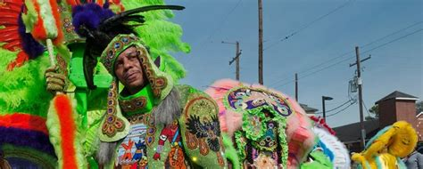 Shallow Water  Mardi Gras Indian Stories  Wwoz New Orleans 907 Fm