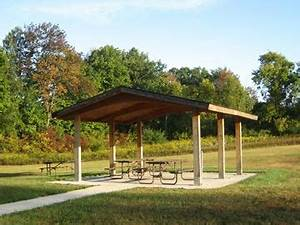 Kettle Moraine North shelters - Wisconsin DNR