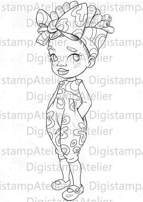 pin de rocio rodriguez flores em infantil desenhos de bonecas negras desenho africano desenhos