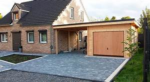 monter un garage en bois evtod With monter un garage en bois