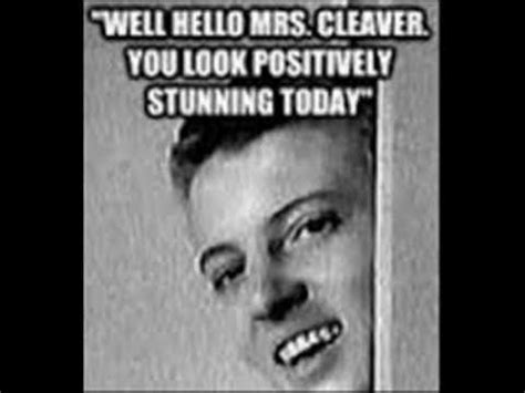 june cleaver eddie haskell quotes