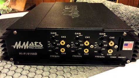 Insane Hifi Amp Guts Mmats Ultimate Amplifier