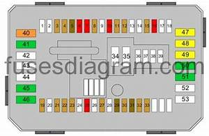 Fuse Box Diagram Bmw 3 F30  F31  F34