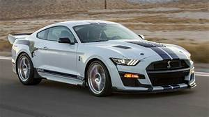 Shelby American GT500 Dragon Snake Powers Into SEMA With 800+ HP