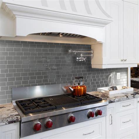 self adhesive kitchen backsplash tiles smart tiles metro grigio 11 56 in w x 8 38 in h peel and