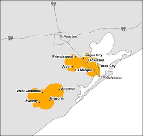 gulf coast service area tnmp