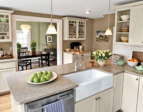 kitchen and living room color ideas decoraci 243 n de cocinas sencillas 9042