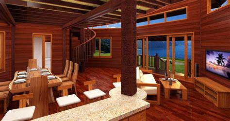 china cat design caribbean floor plans teak bali