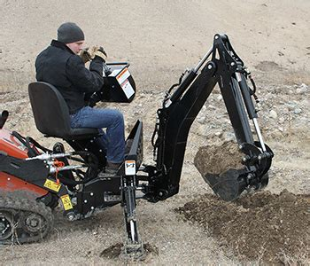 triple  power excavator backhoe mini skid steer attachment mini backhoes triple  products
