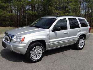 Jeep   2004 Grand Cherokee Limited V8 4x4 Navigation S
