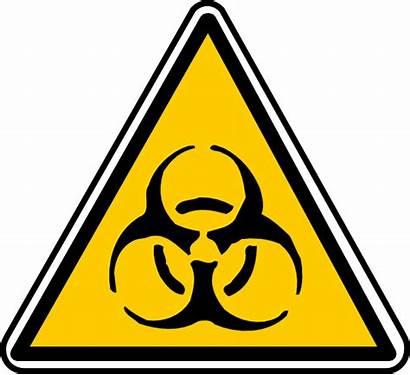 Hazard Bio Warning Clip Clipart Clker Domain