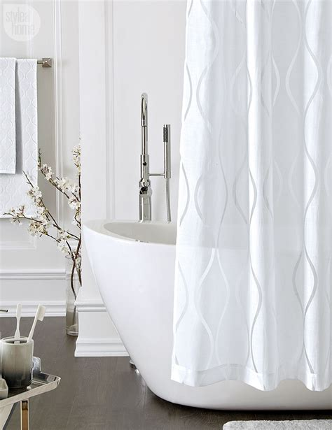 how to wash shower curtain liners style at home