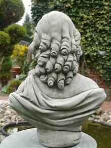 Beton Gießformen Figuren : frauenb ste im klassischen stil aus beton figuren menschenfiguren ~ Orissabook.com Haus und Dekorationen