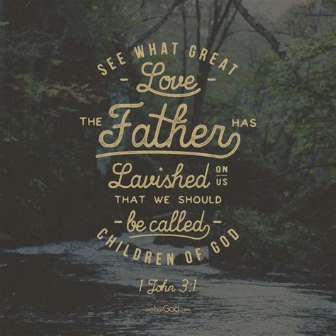 I am a participant in the amazon services llc. See what great love the Father has lavished on us, that we ...