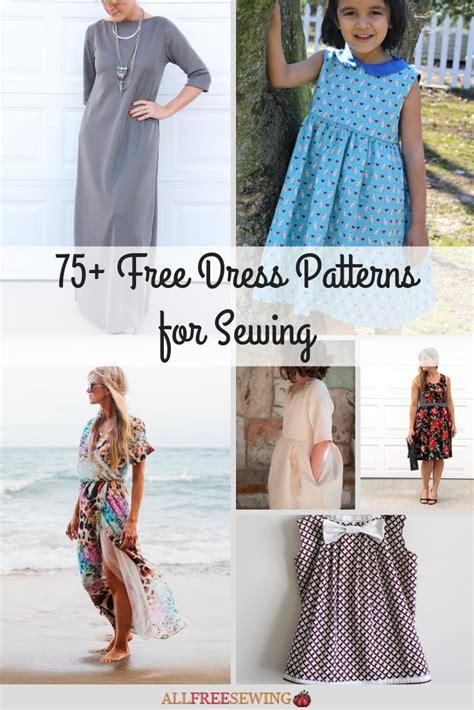 dress patterns  sewing allfreesewingcom