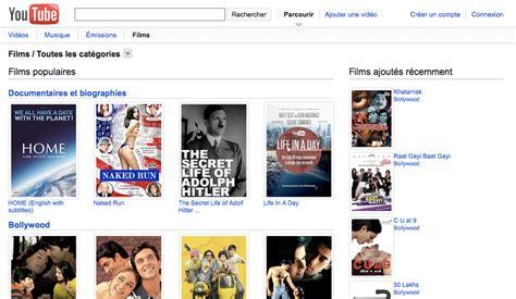 Des Films Entiers En Streaming Gratuit Sur Youtube