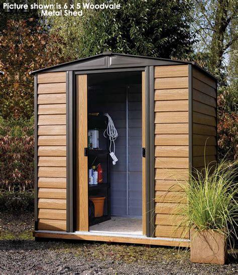 arrow woodridge shed 10x12 woodvale 10 x 8 metal shed