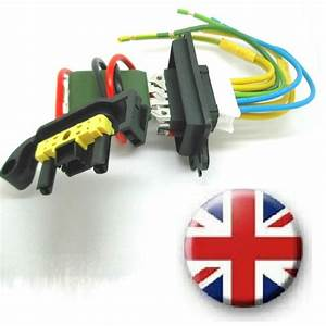 Repair Kit Renault Megane Ii Heater Blower Fan Resistor