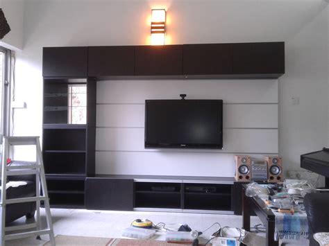 ikea tv furniture diy ikea tv media furniture project part 3 julian lee