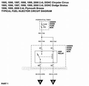 Chrysler Dodge Wiring Diagram