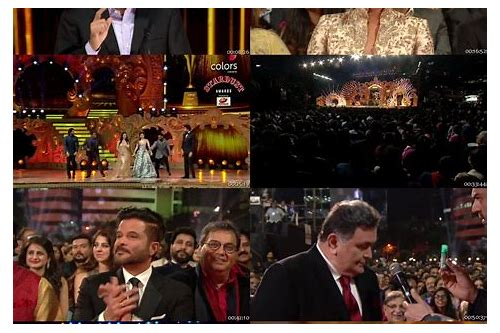 colors award show download