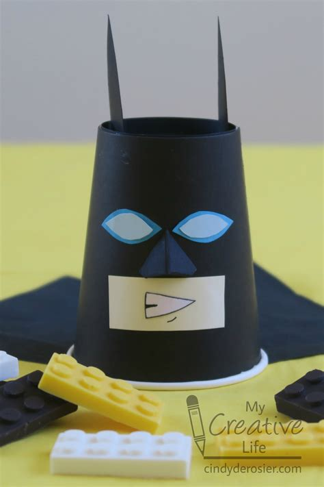 lego batman party cup fun family crafts